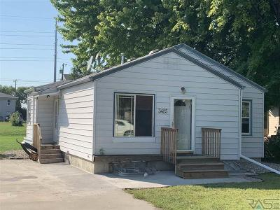 Sioux Falls Single Family Home For Sale: 3425 N 6th Ave