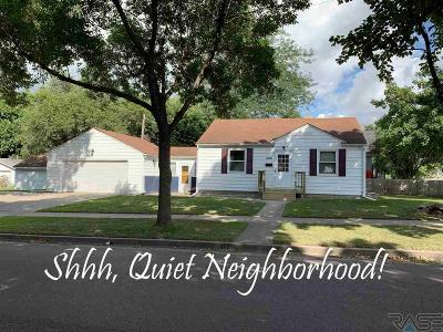Sioux Falls Single Family Home For Sale: 600 N Mable Ave