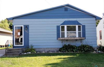 Sioux Falls Single Family Home For Sale: 1603 W 9th St