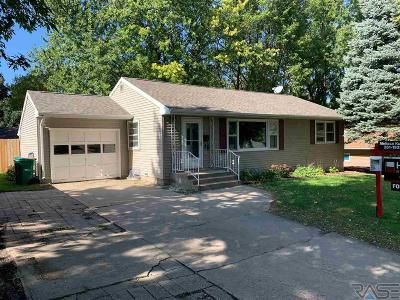 Sioux Falls Single Family Home For Sale: 2009 S Western Ave
