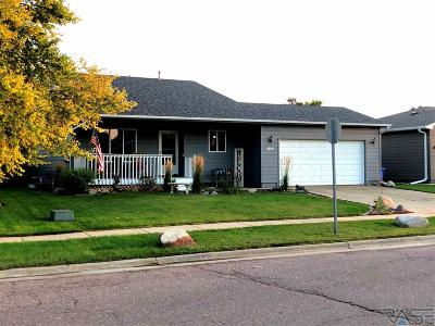 Sioux Falls Single Family Home For Sale: 6105 W 66th St