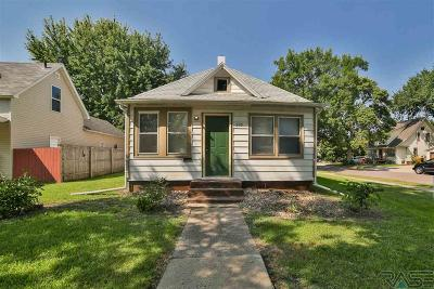 Sioux Falls Single Family Home For Sale: 235 N Indiana Ave