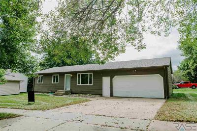 Sioux Falls Single Family Home For Sale: 2501 S Groveland Ave