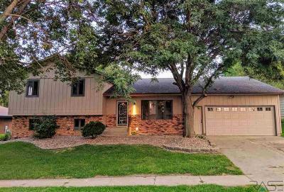 Sioux Falls Single Family Home For Sale: 6113 W Oscar Howe Cir