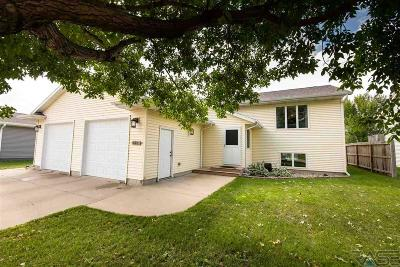 Sioux Falls Single Family Home For Sale: 2601 N Sweet Grass Ave