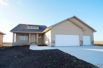 Sioux Falls Single Family Home For Sale: 3601 E High Plains Cir