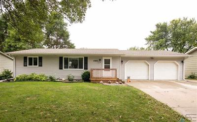 Sioux Falls Single Family Home Active - Contingent Misc: 5909 W Pebble Creek Rd