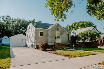 Sioux Falls Single Family Home For Sale: 303 N Highland Ave