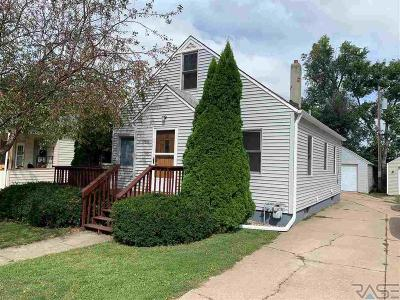 Sioux Falls Single Family Home For Sale: 1704 W 10th St