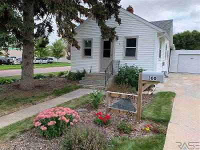 Sioux Falls Single Family Home Active-New: 300 S St Paul Ave
