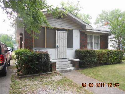 Chattanooga Single Family Home For Sale: 17 Woodvale Ave