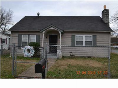 Chattanooga Single Family Home For Sale: 3012 3rd Ave