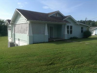 Chattanooga TN Single Family Home Sold: $59,900