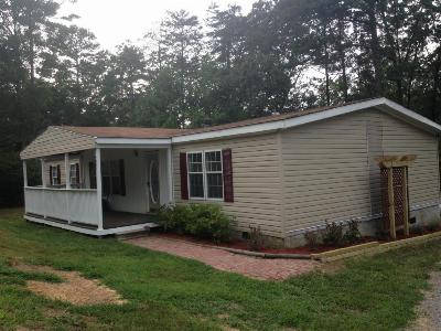 Trenton GA Single Family Home Under Contract: $50,000