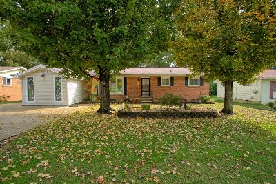 Single Family Home Sold: 1726 Albert Ln
