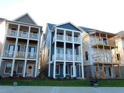 Chattanooga Condo Contingent: 654 Mariner Way #57