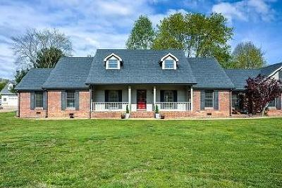 Ringgold Single Family Home For Sale: 2195 Ooltewah Ringgold Rd