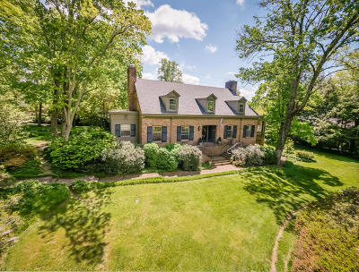Lookout Mountain Single Family Home For Sale: 919 Scenic Hwy