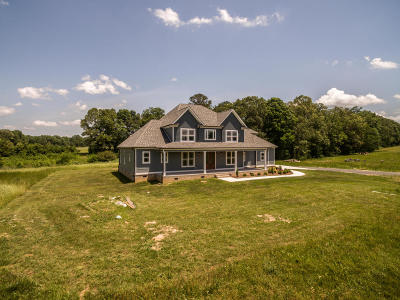 Georgetown Single Family Home For Sale: 7939 Grasshopper Rd #Lot # 1