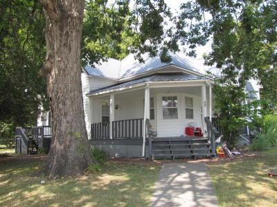 Etowah Single Family Home For Sale: 430 Ohio Ave