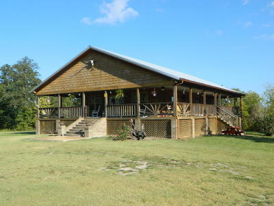 Flat Rock Farm For Sale: 1640 County Road 155
