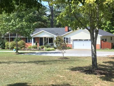 Ooltewah Single Family Home Contingent: 9470 Knowles Creek Tr