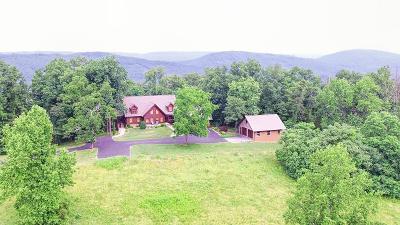 Dayton Single Family Home For Sale: 411 Black Oak Estates