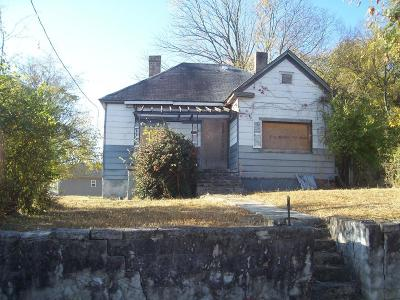 Chattanooga Single Family Home For Sale: 206 W 45th St