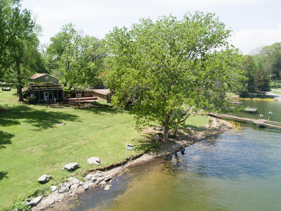 Soddy Daisy Single Family Home For Sale: 2314 N Shore Acres Rd