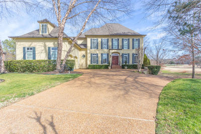 Chattanooga Single Family Home For Sale: 516 Raven Wolf Rd