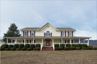 Dunlap Single Family Home For Sale: 397 River Dr