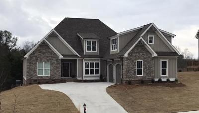 Hixson Single Family Home Contingent: 764 Deer Valley Dr #Lot 160