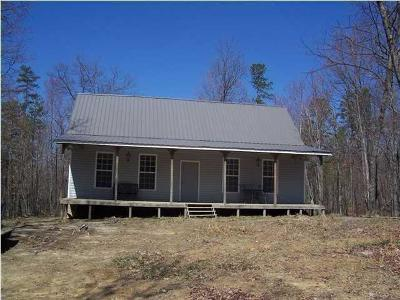 Whitwell Single Family Home For Sale: 300 Bear Pen Rd