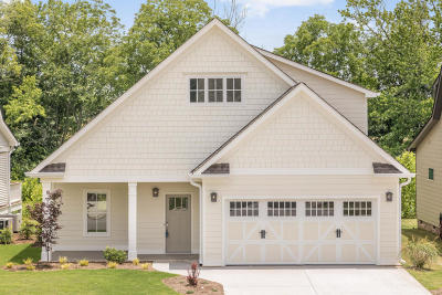Apison Single Family Home Contingent: 361 Maple Grove Ln #Lot 16