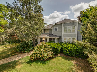 Lookout Mountain Single Family Home For Sale: 1111 E Brow Rd