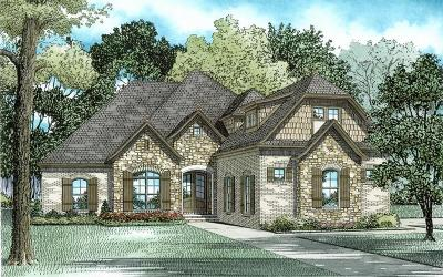 Hixson Single Family Home Contingent: 6384 Deep Canyon Rd #Lot 63