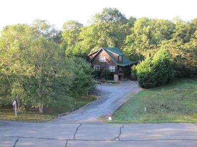Benton Single Family Home For Sale: 116 Tree Frog Ln #5