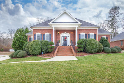 Ringgold Single Family Home For Sale: 232 Magnolia Pl