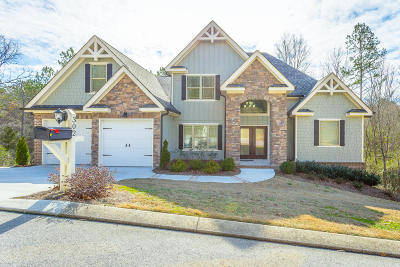 Ringgold Single Family Home For Sale: 302 Lonesome Dove Ln