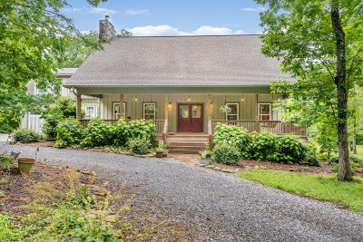 Signal Mountain Single Family Home For Sale: 2690 Brenon Wood Ln