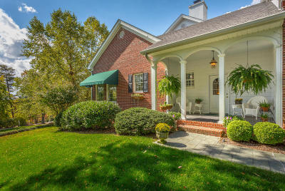 Lookout Mountain Single Family Home For Sale: 101 W Sunset Rd