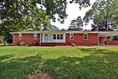 Trenton Single Family Home For Sale: 401 Scenic Dr