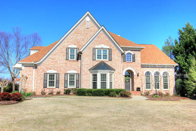 Chattanooga Single Family Home For Sale: 515 Council Fire Dr