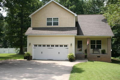 Trenton Single Family Home For Sale: 2876 Back Valley Rd
