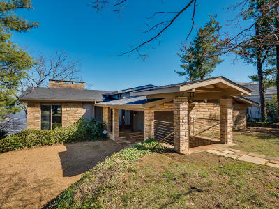 Lookout Mountain Single Family Home For Sale: 725 E Brow Rd