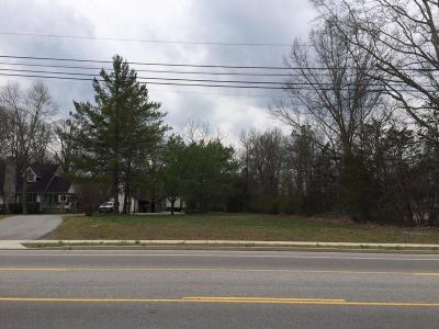 Chattanooga Residential Lots & Land For Sale: 7806 Shallowford Rd