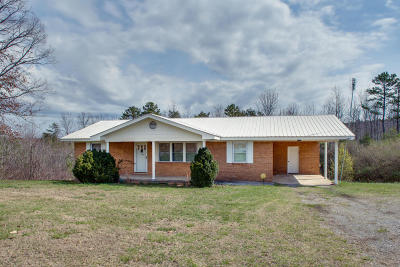 Flat Rock Single Family Home For Sale: 3588 Hwy 117