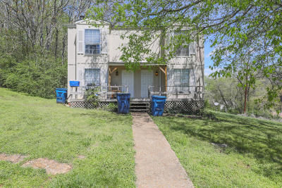 Chattanooga Multi Family Home For Sale: 507 Mountain Ridge Rd