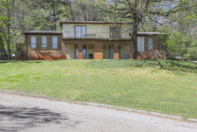 Chattanooga Multi Family Home For Sale: 523 Mountain Ridge Rd