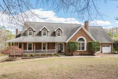 Soddy Daisy Single Family Home Contingent: 12418 Creek Hollow Ln